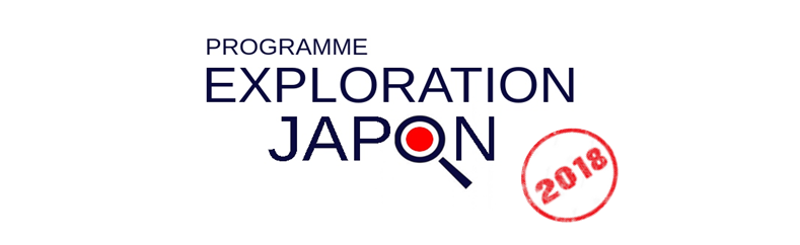 """Exploration Japon program"" 2018 call - OPEN"