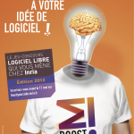 affiche BOOST YOUR CODE 2012