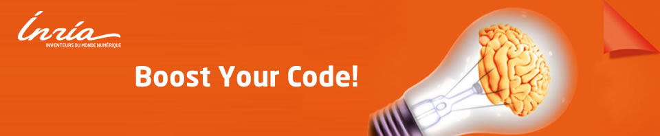 Boost Your Code!