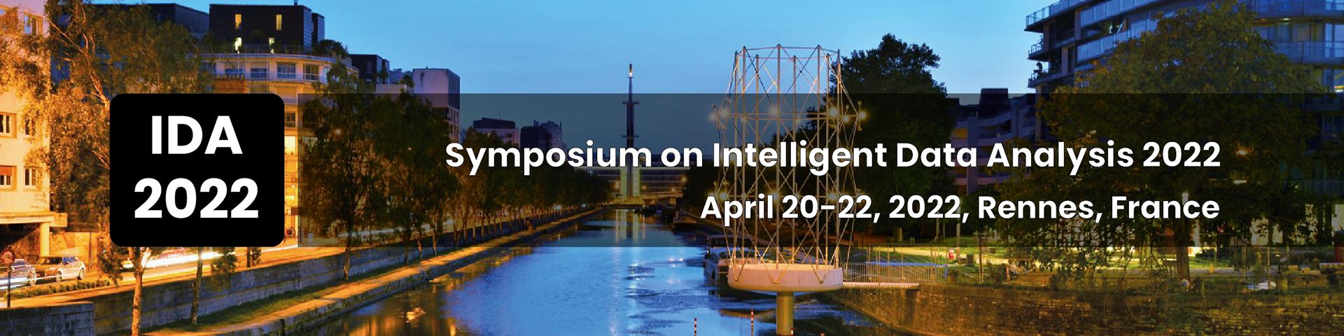 Symposium on Intelligent Data Analysis 2022