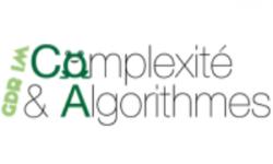 Groupe de Travail Complexité et algorithmes