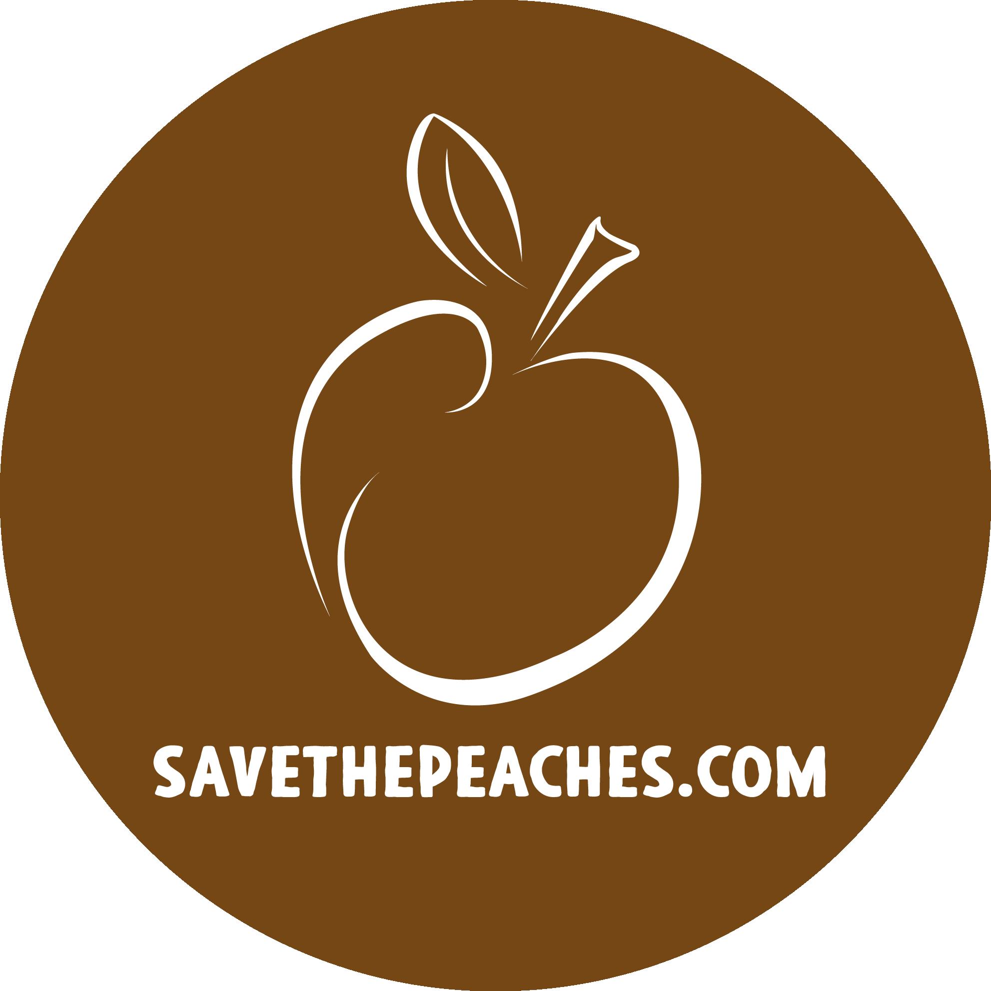 Logo rond marron STP