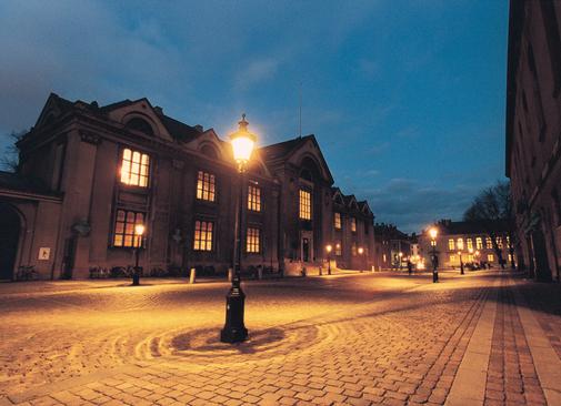 Photo: Pete Burke, University of Copenhagen