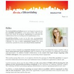 Inria@SiliconValley Newsletter