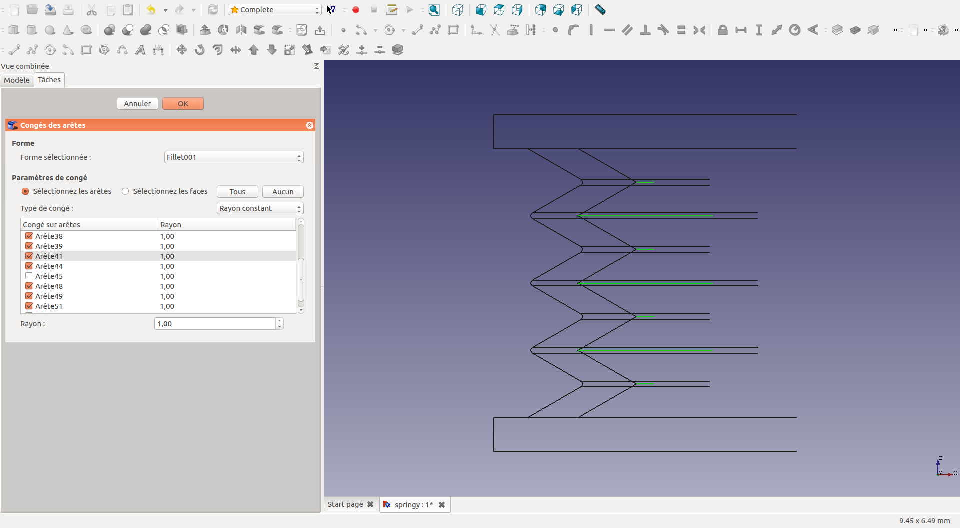 From design to mesh generation using FreeCAD and GMSH – SOFT