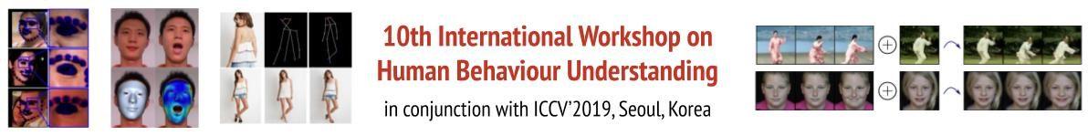 International Workshop on Human Behaviour Understanding